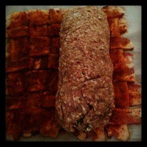 Roll a Bacon Fatty