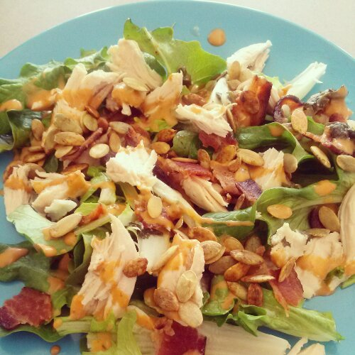 Bacon Chicken Salad