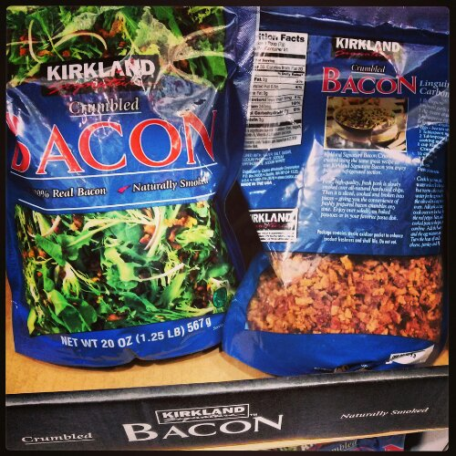 Costco Bacon Bits