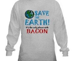 Bacon Earth Day