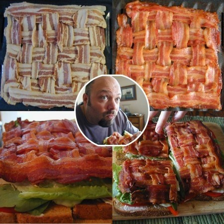 This guy looks like a bacon thief to me