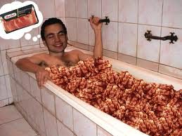Big Ol Bathtub of Bacon