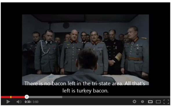 Hitler and Bacon