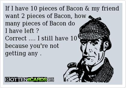 sherlock bacon