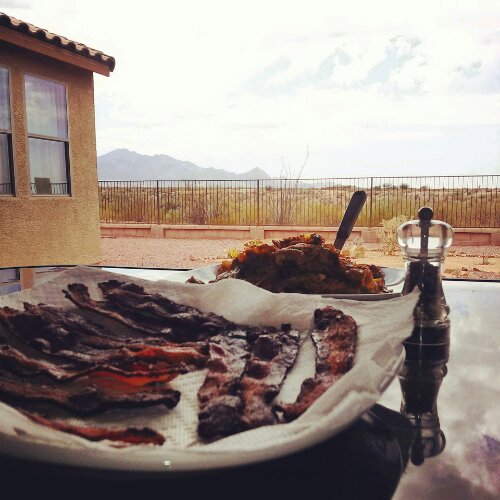 Bacon Vacation