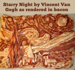 Bacon Van Gogh