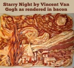 Bacon Van Gogh