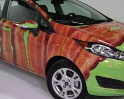 Ford Bacon Car
