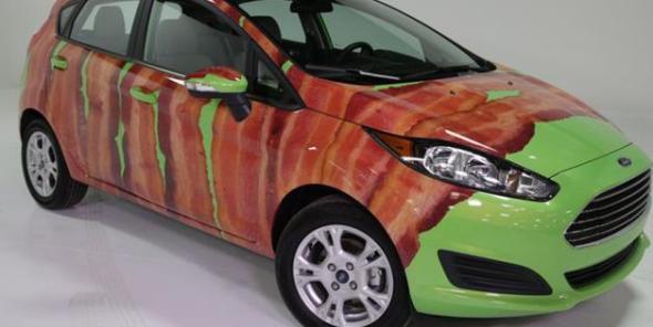 Ford Bacon Car