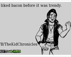 Bacon Trend