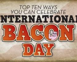 Bacon Day 2013